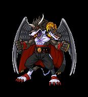 Reincarnated Asmodeusmon by EnoGreymon