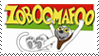 Zoboomafoo Stamp by dragon77123