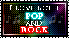 Pop and Rock Support Stamp by Deleamus