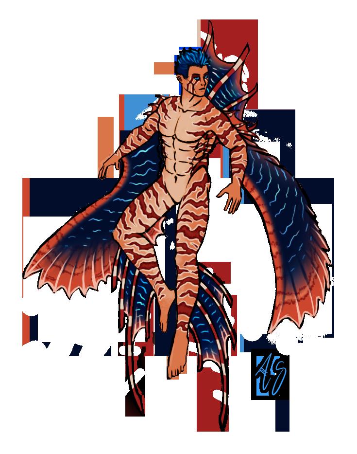 Male Lionfish 3 by MuddyIXI