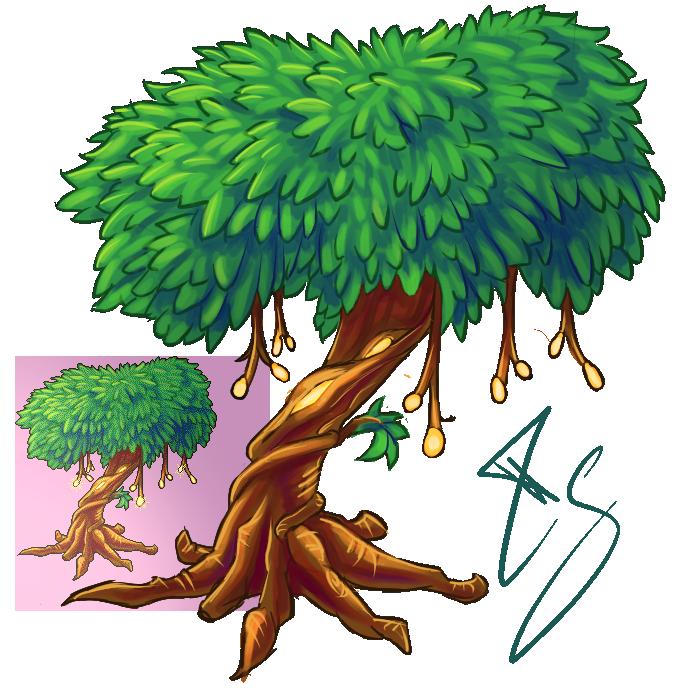 Magic Tree - IoE by MuddyIXI