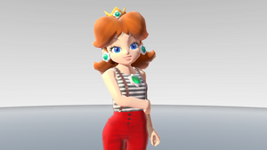 THIS IS MY SECOND STYLED DAISY!!