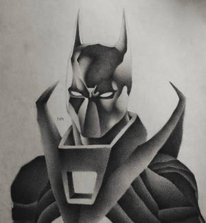 Batman Knightfall Realistic