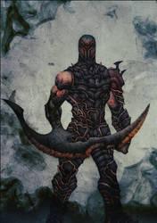 A Fearless Warrior