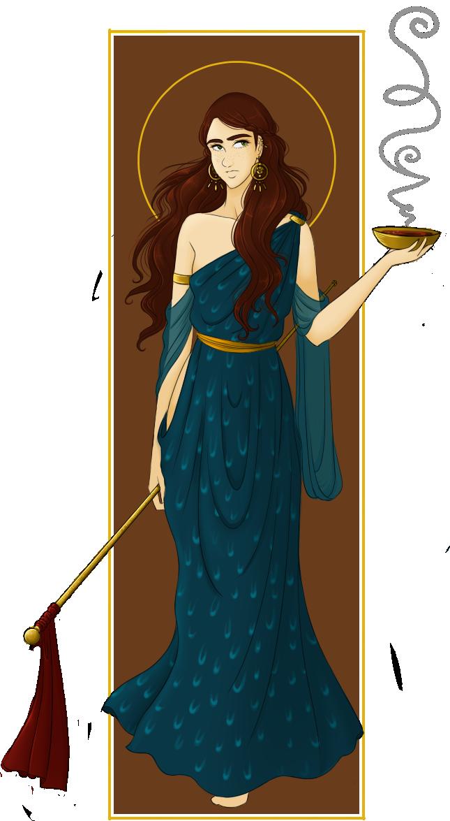 Circe by gypsy-tea