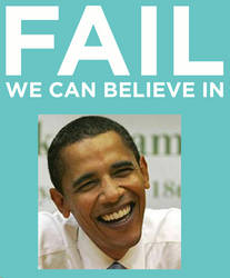 Obama Fail by Reichsmann