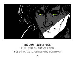 'The contract' english translation on Tapas