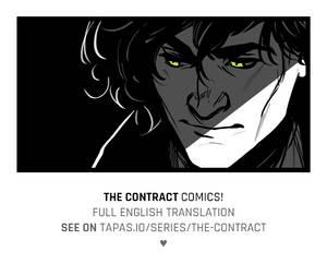 'The contract' english translation on Tapas