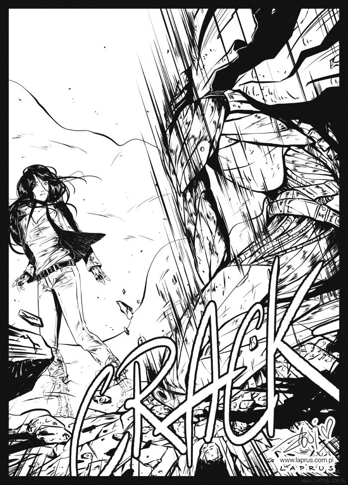 CRACK by senes