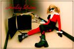 Harley Quinn - WIP
