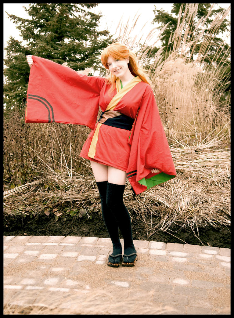 Kimono Adventures! by Lossien