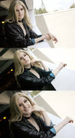 Expressions : Black Canary