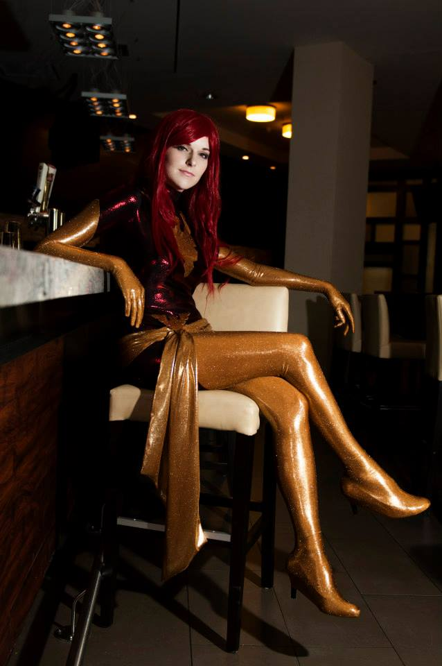 At The Bar : Dark Phoenix by Lossien