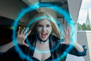 Scream : Black Canary by Lossien