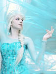 Sharp and Clear : Elsa