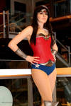 Stance : DC Comics : Wonder Woman