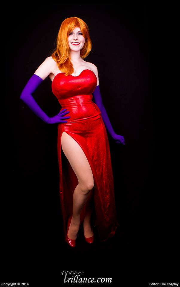 Stand : Who Framed Roger Rabbit : Jessica Rabbit by Lossien