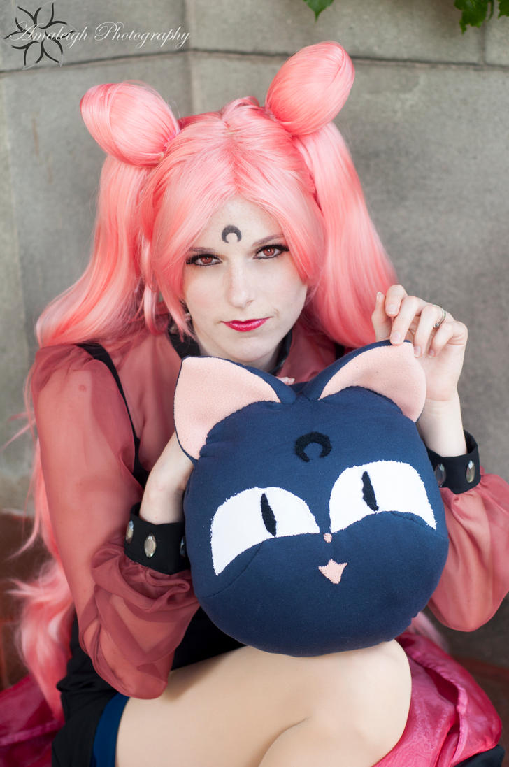 Me and Luna P. : Sailor Moon : Wicked Lady by Lossien