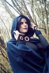 Unhooded : Raven : Teen Titans