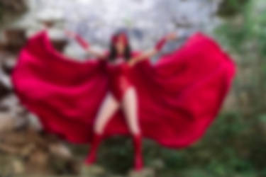 Scarlet Witch Preview : Patreon Exclusive