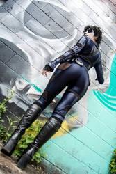 Sunday Bumday : Domino : Deadpool by Lossien