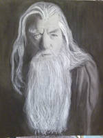 Gandalf by Callillad