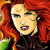 Jean Grey - Icon 004 by DamageDoneIsForever