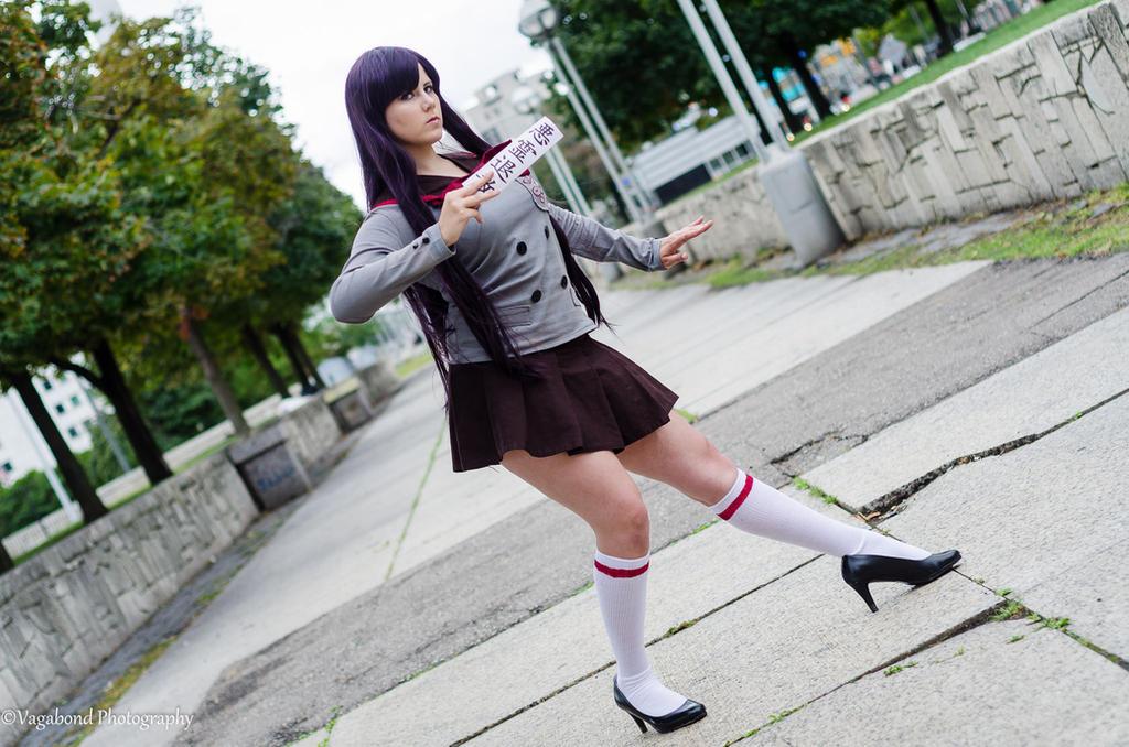 Posed to Strike - Rei Hino by fruba-kyo-lover1