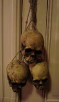 Skulls NEW 04 by Treeclimber-Stock