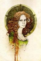 Margaery Tyrell by elia-illustration