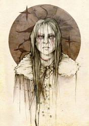 Lady Stoneheart by elia-illustration