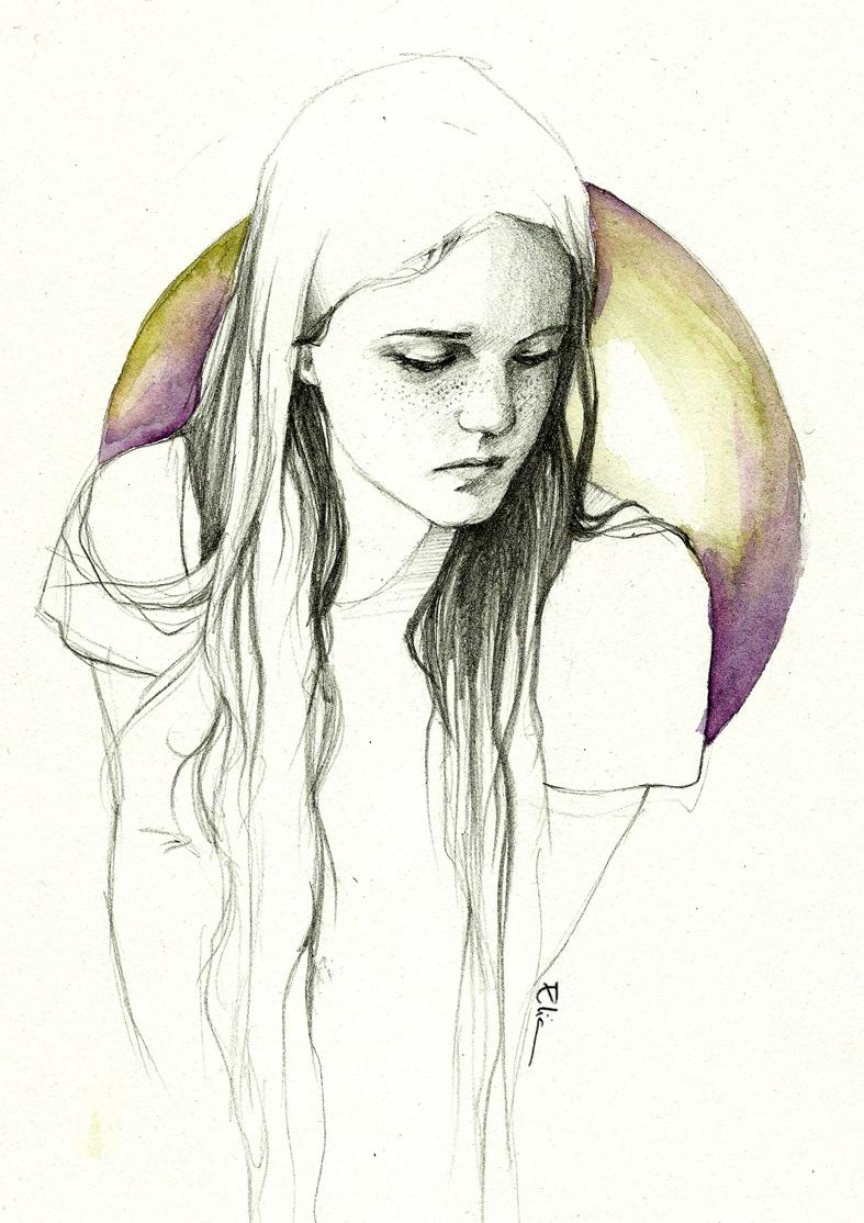 Claudia by elia-illustration