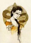 Nymeria Sand by elia-illustration