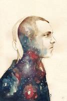 My astronaut by elia-illustration