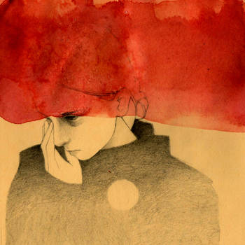 Red by elia-illustration