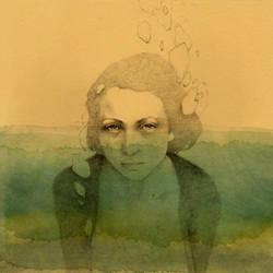 Sea by elia-illustration