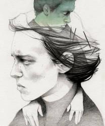 Dreamland 1 by elia-illustration