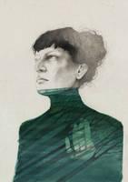 Nicole J by elia-illustration