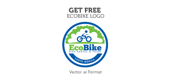 Free EcoBike Logo by antyalias