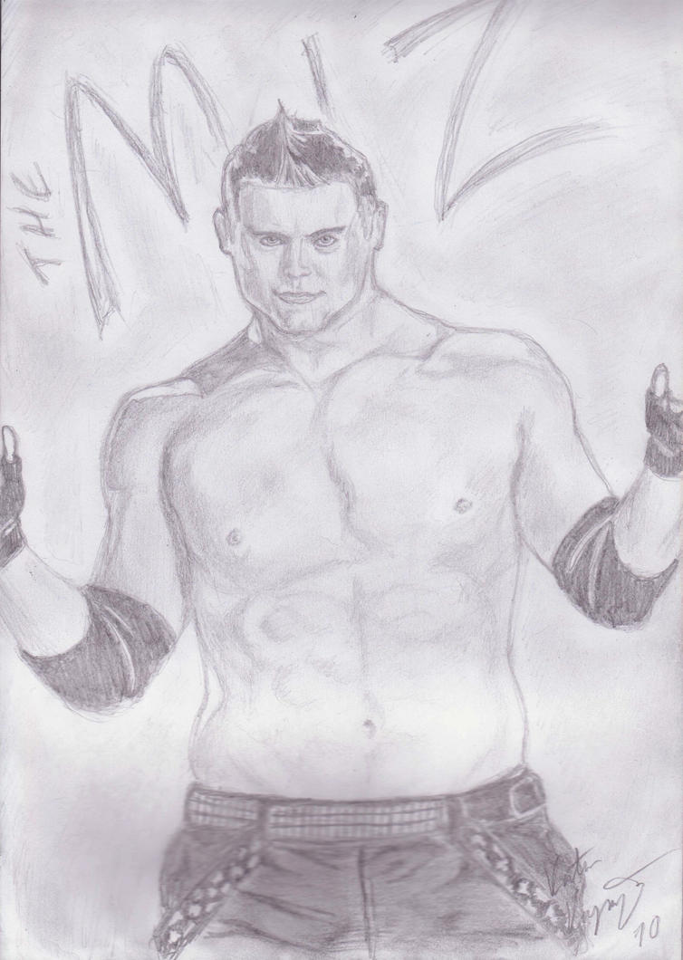 The Miz by katzifilth