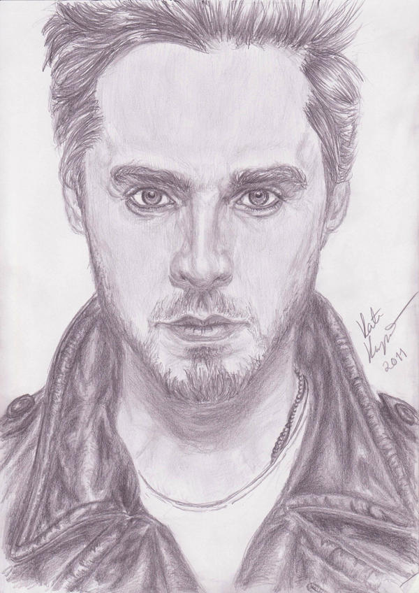 Jared Leto by katzifilth
