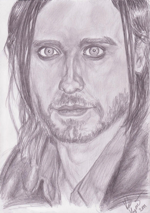 Jared Leto II by katzifilth