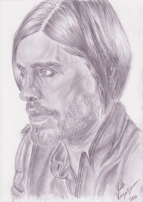 Jared Leto III by katzifilth