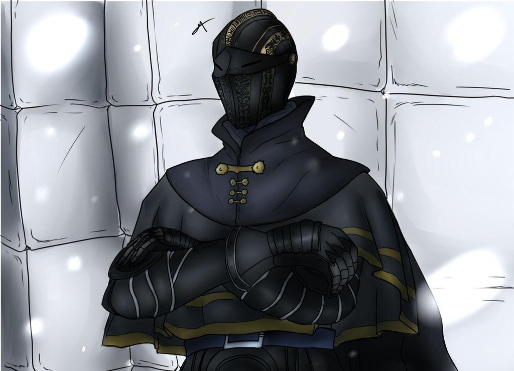 Dark Souls 3 Vilhelm