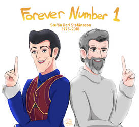 Forever Number One by JJdan