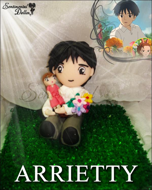 The Borrower Arrietty by SentimentalDolliez