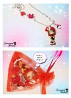 Pokemon Kawaii May Necklace by SentimentalDolliez