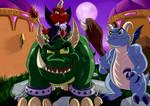 Some Baddies - Spyro Reignited Trilogy
