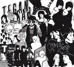 Tegan and Sara poster