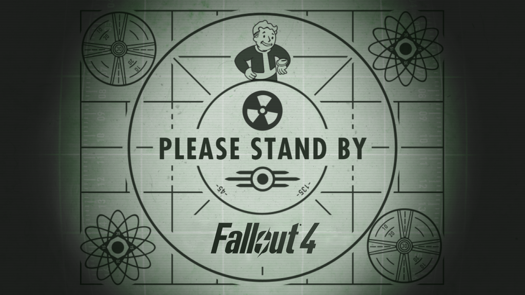Please Stand By For Fallout 4 Wallpaper V1adko